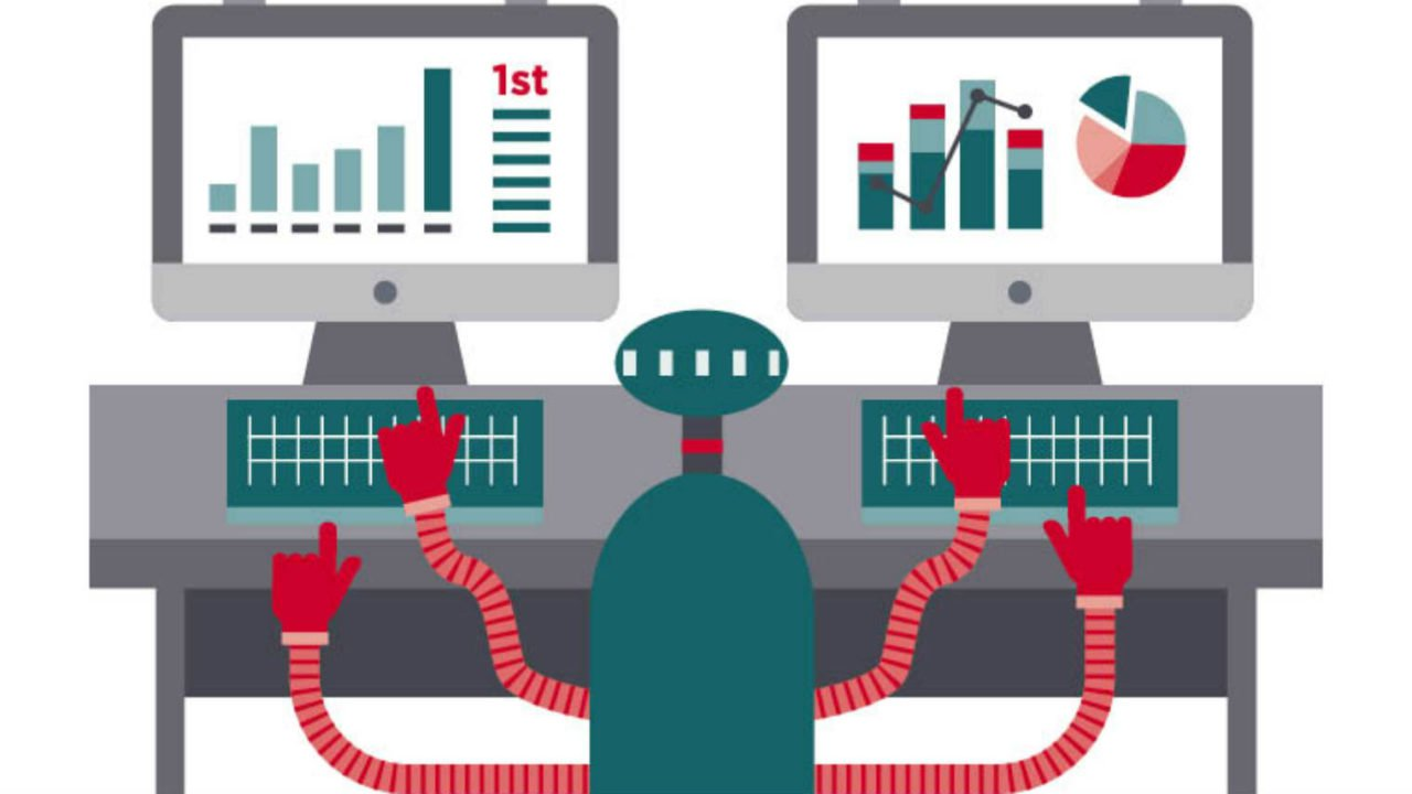 Software Robotter (RPA) og Kunstig Intelligens