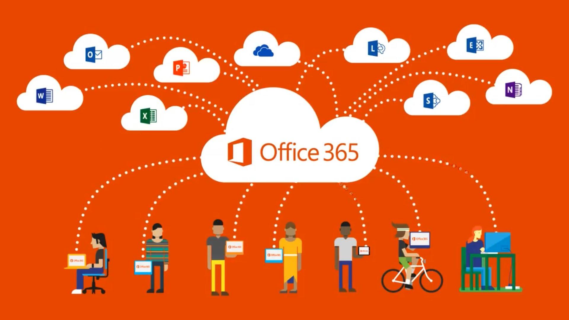 MS Office 365/2016 Værktøjslinje Apps